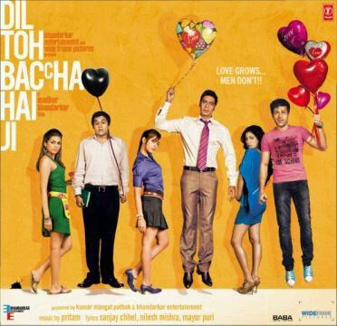 Beshuba Lyrics - Dil Toh Baccha Hai Ji - 2011