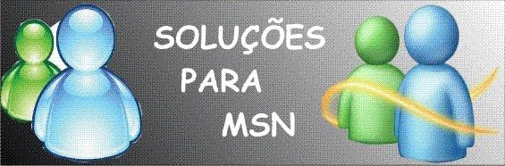 Como consertar MSN