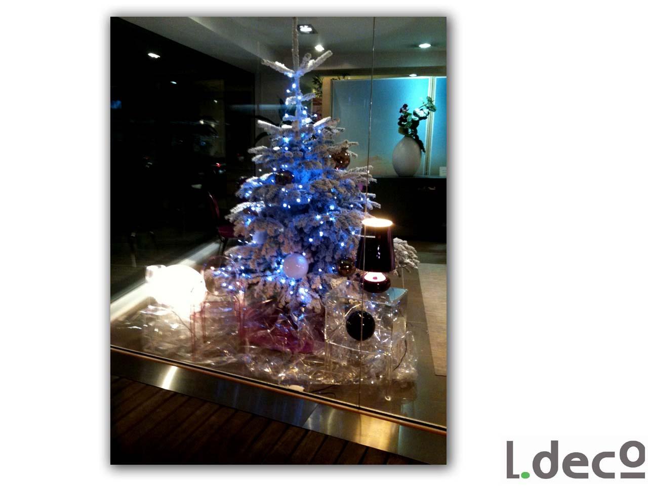 D cembre 2010 for Decoration lumignon 8 decembre