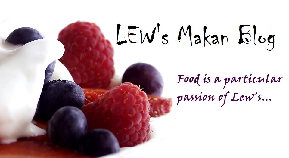 Lew's Makan Blog