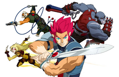 Thundercats  Series on New Thundercats Show Is Anime Tastic  Airing On Cn   All About Otaku