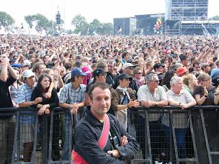 Derrière Emmanuel Braconnier, nouveau directeur du festival, vibrent 60000 festivaliers
