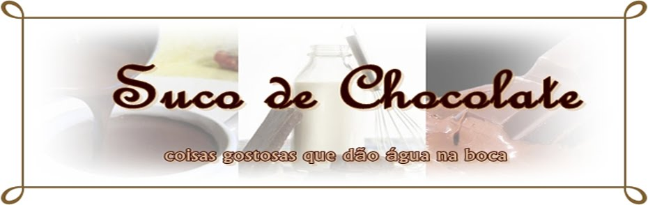 Suco de Chocolate