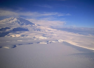 Antarctica: world's driest and wettest desert