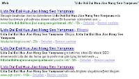 Lida Dai Dai Hua Jiao Nang Seo Yarışması