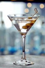"""""""Siempre un Martini para compartir con mis amigos"""""""