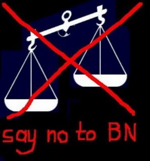 foto Say No To BN