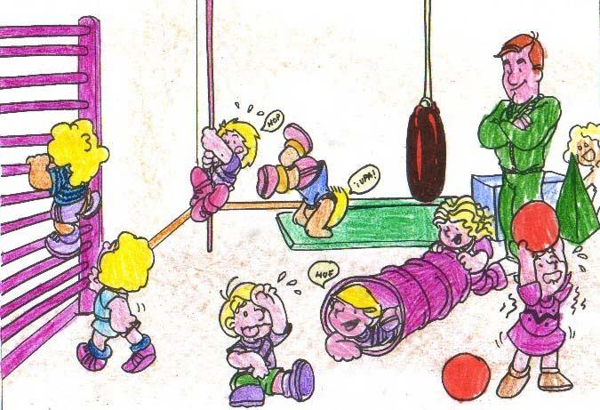lateralidad en niños de 2-4 años