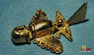 Rekonstruksi Golden Jets, Benarkah Artifak yang Menyerupai Pesawat Terbang Itu Bisa Terbang?