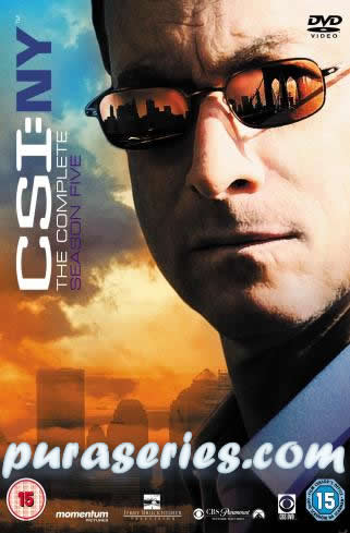CSI New York 5×12 Audio Español