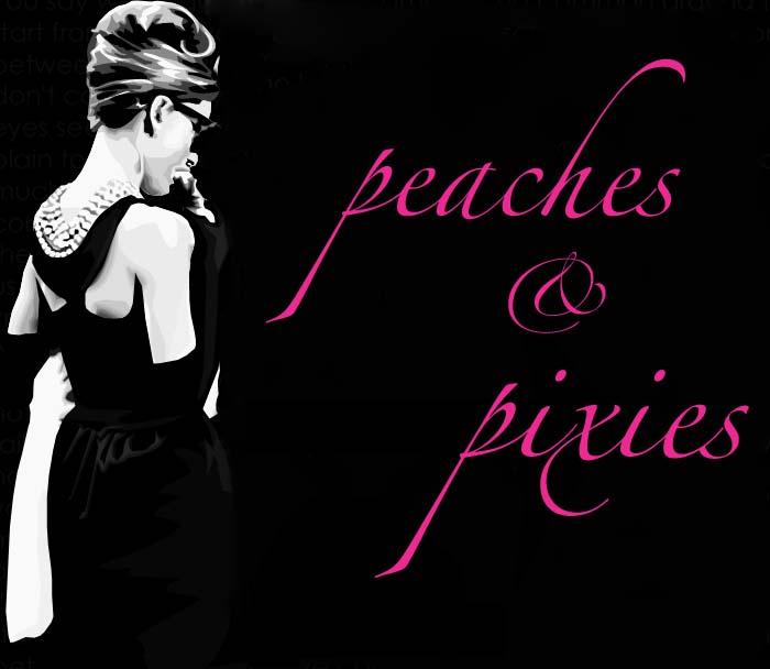 peaches & pixies