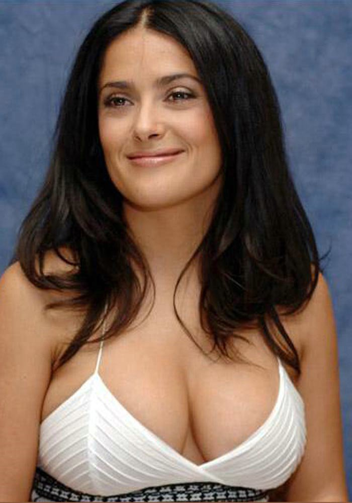 Confirm. agree Actress salma hayek apologise, but