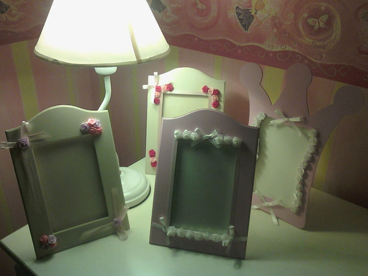Portarretratos Para Princesas