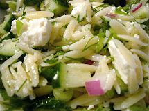 Barefoot Contessa Orzo Pasta Salad