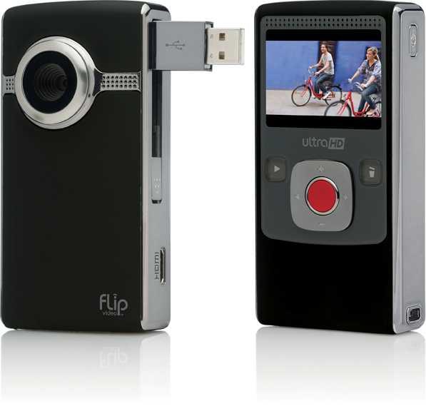 New Flip Camera 2010