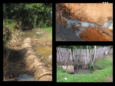 Rio Branco Acre - Regional II - Saneamento Coleta de Esgoto