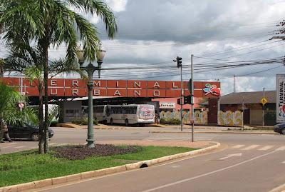 Terminal Rodoviario Urbano de Rio Branco