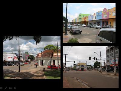 Rio Branco Acre - Centro Comercial da Regional II