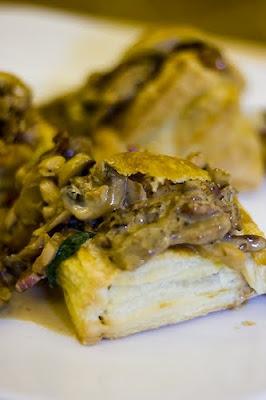 Capital cooking with lauren desantis recipe creamy for Academie de cuisine