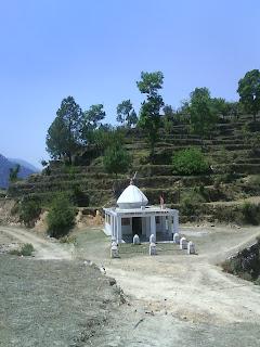 Jirdhaari Mahakaali Mandir, Khala Gaon