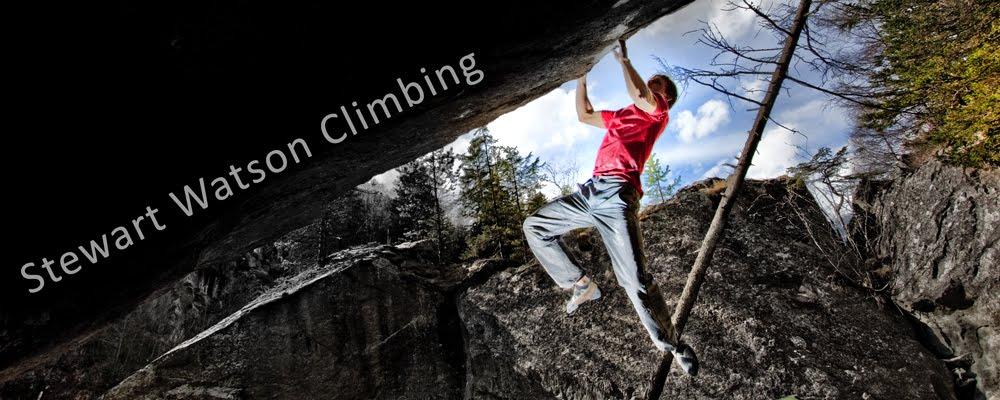 Stewart Watson Climbing