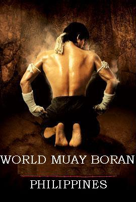 WORLD MUAY BORAN FEDERATION PHILIPPINES