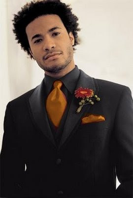 New Black Short Afro Hairstyles for Men 2010