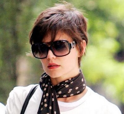 Bangs Trends Cute Short Hairstyles