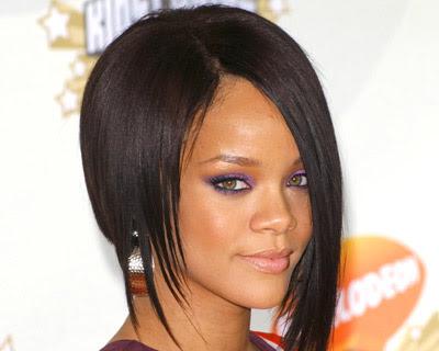 rihanna afro hair. Rihanna Short Afro Hairstyles