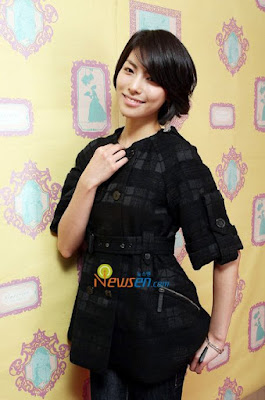 Modern Short Asian haircuts & hairstyles in 2010