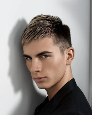 Sexy Mens Short Hairstyles Pictures 2010