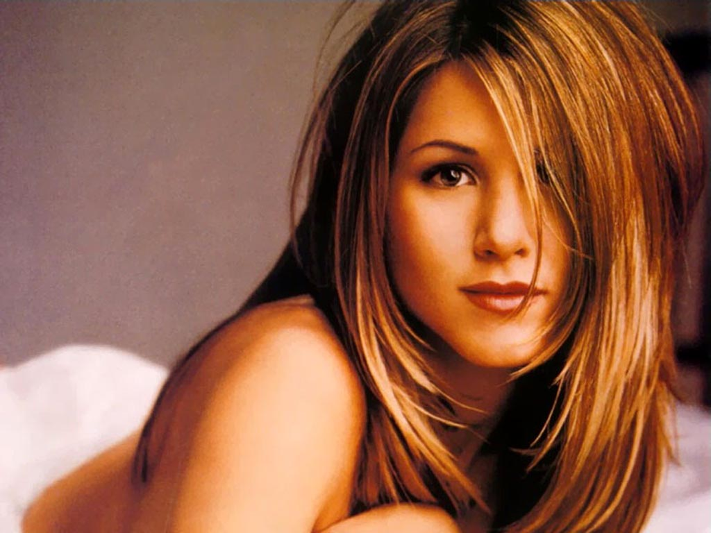Jennifer Aniston no 1