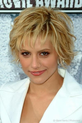 Cute Short Hairstyles 2009-2010