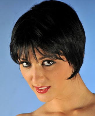 easy short hairstyles. Tips and Techniques For Short Hair Styles 2010
