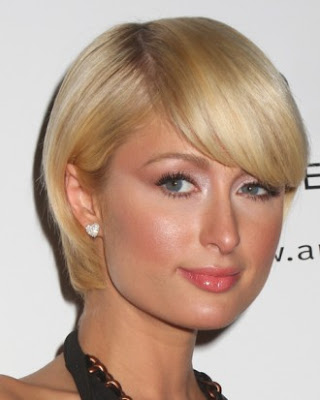 This style of bob seems to be the latest thing in Tinseltown and with more