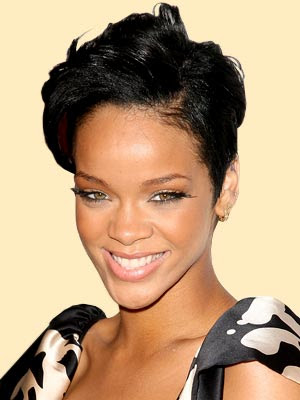 short hair styles for black women 2011. short haircuts for lack women