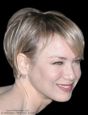 women trendy short hair cuts