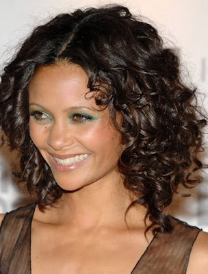 Black Celebrity African American Fashion Hairstyles 2009