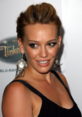 Hilary Duff Hairstyles, Latest Hair 2009