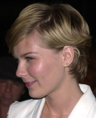 Tagged with: Short hairstyle pictures for women