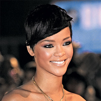 new hairstyles and cuts. Rihanna hairstyle!