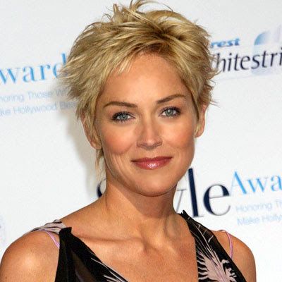 older women. Short hairstyles. Short Hairstyles For Mature Women - Sandy