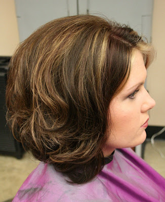short stacked hairstyle pictures. Short Layered Hairstyle Trends