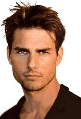 Hot Tom Cruise Best Sexy Hairstyle Pictures