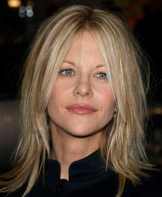 shag hairstyles for women. Meg Ryan Shaggy Bob Hairstyles