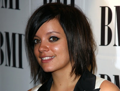 Funky  Short choppy hairstyles trends for winter 2009 2010
