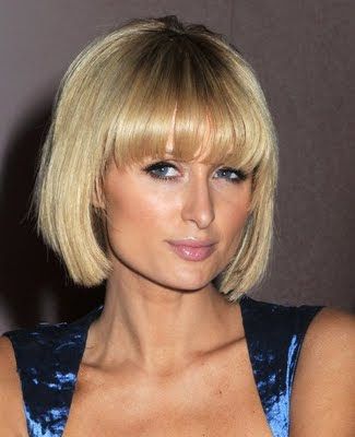 2010 Cute Hair Trends presents Cute Short Hairstyles with Bangs – fall