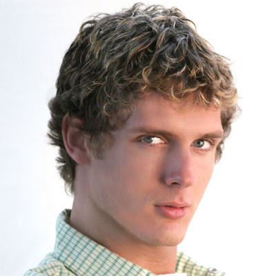hairstyles 2005 mens. 1920s hairstyles for men. Cool Modern Short Curly Hairstyles for Men 2010