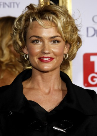 Cute Hairstyles for Short Curly Hair 2013