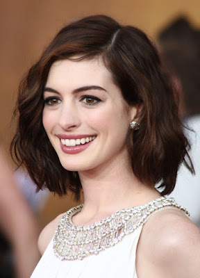 Short Down Prom Hairstyles